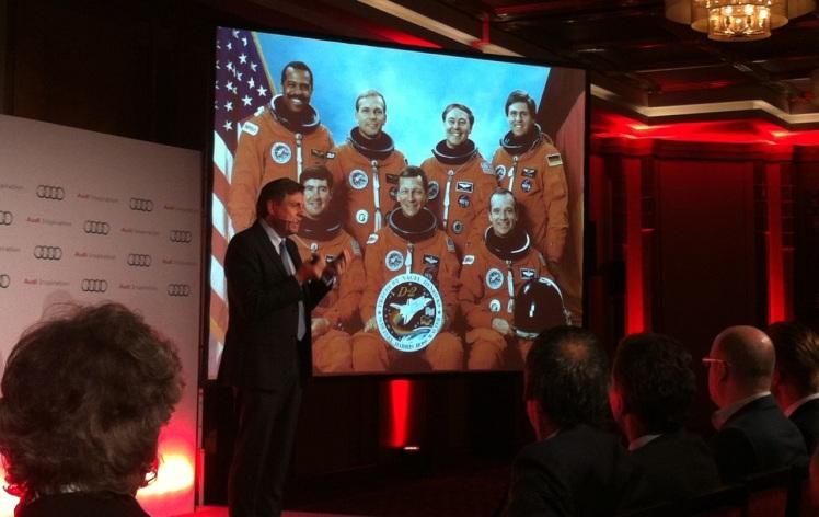 ESA Astronautenauswahl 2008